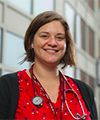 Marguerite Beiser, ANP-BC, AAHIVS
